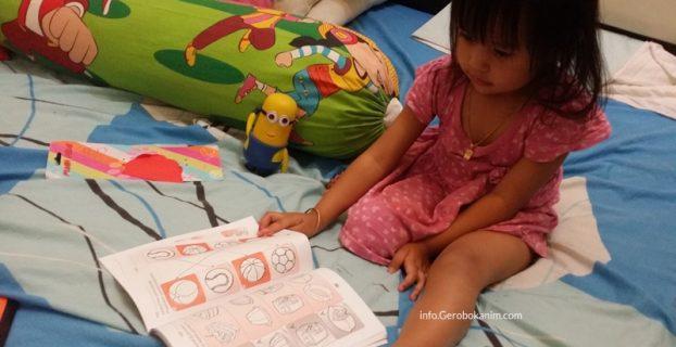 5 tips mengajar anak membaca