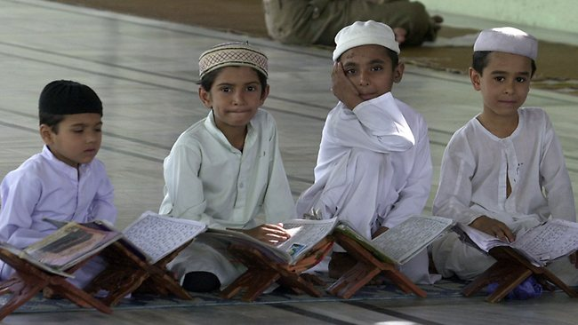 didik anak-anak untuk membaca Al-Quran di peringkat awal usia